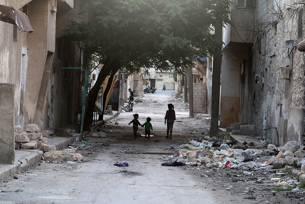 55 silence violations recorded in Syria