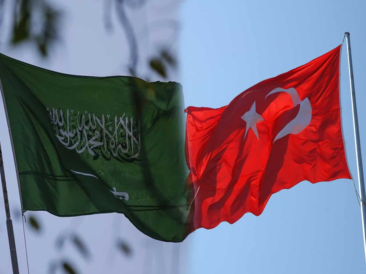 Turkey and Saudi Arabia will maintain dialogue to resolve differences between them