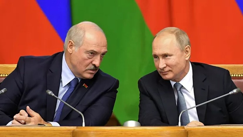Kremlin announces preparation of meeting between Putin and Lukashenko at the end of May