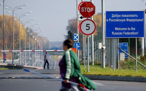Kiev will abolish fines for entering the LDNR through Russia