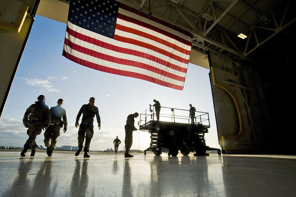 US not ready for next world war - The National Interest