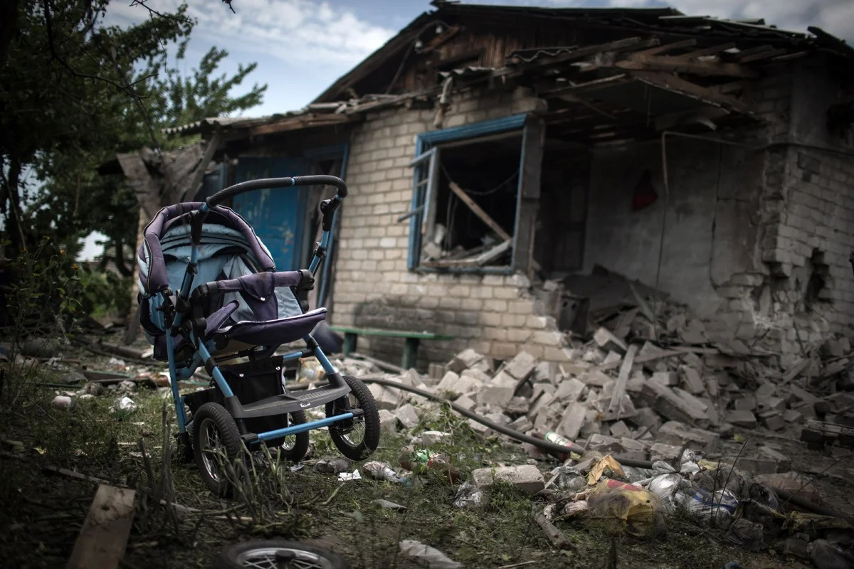 Nearly 14,000 victims of conflict in Donbass - Ukrainian Foreign Ministry