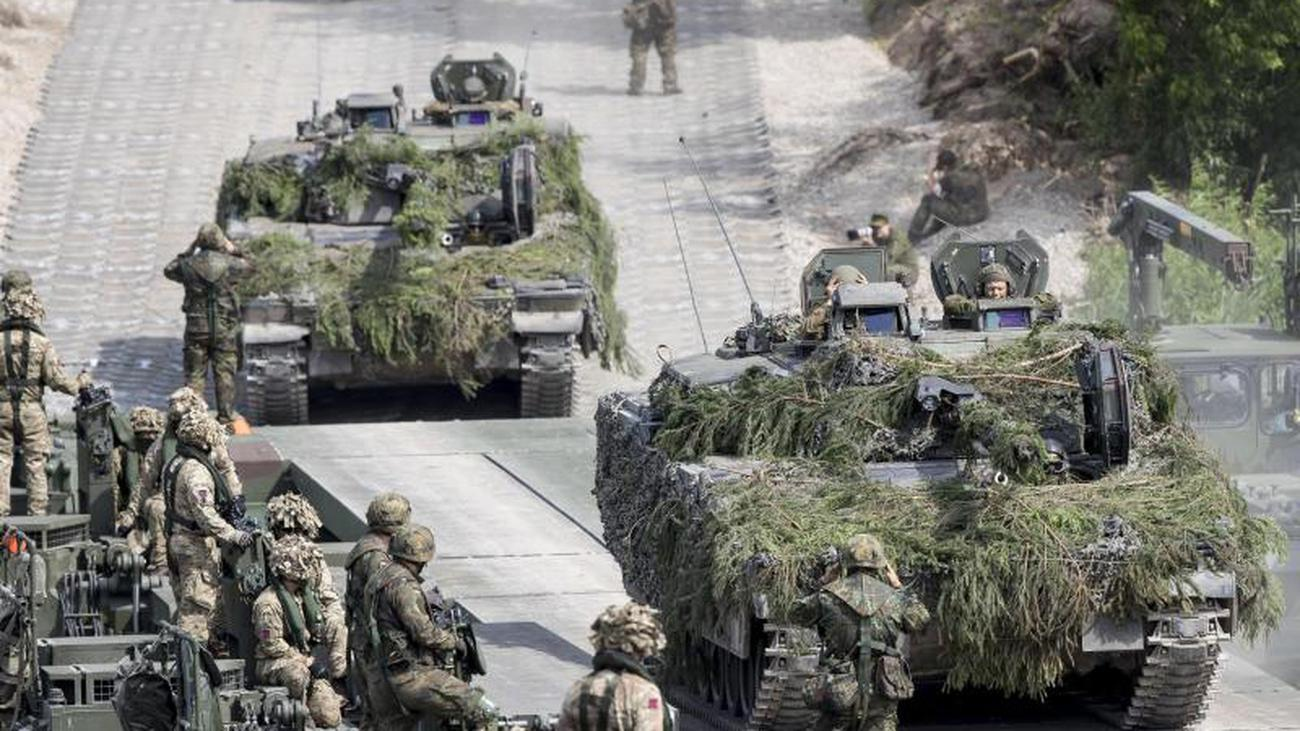 Large-scale NATO exercises unfold in the Balkans