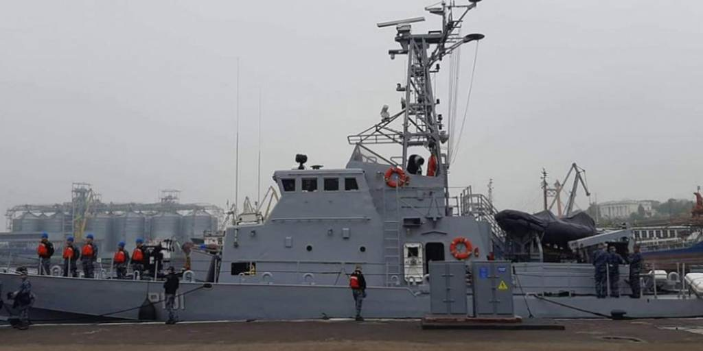 U.S. intends to transfer two more Island-class patrol boats to Ukraine