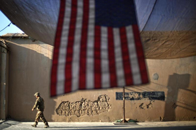 The final phase of the evacuation of US troops has begun in Afghanistan
