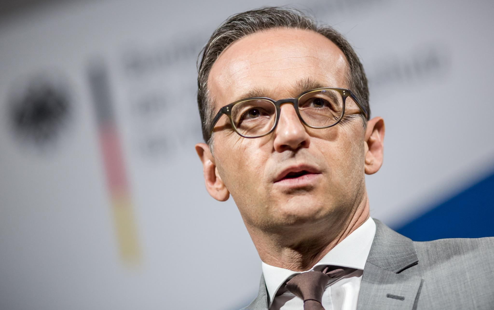 German foreign minister says fascism has not been completely eradicated