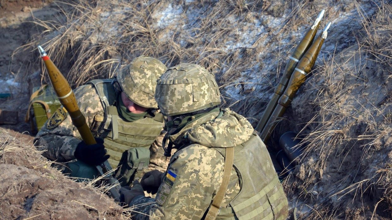 Ukrainian punishers fire more than 50 grenades into LPR territory
