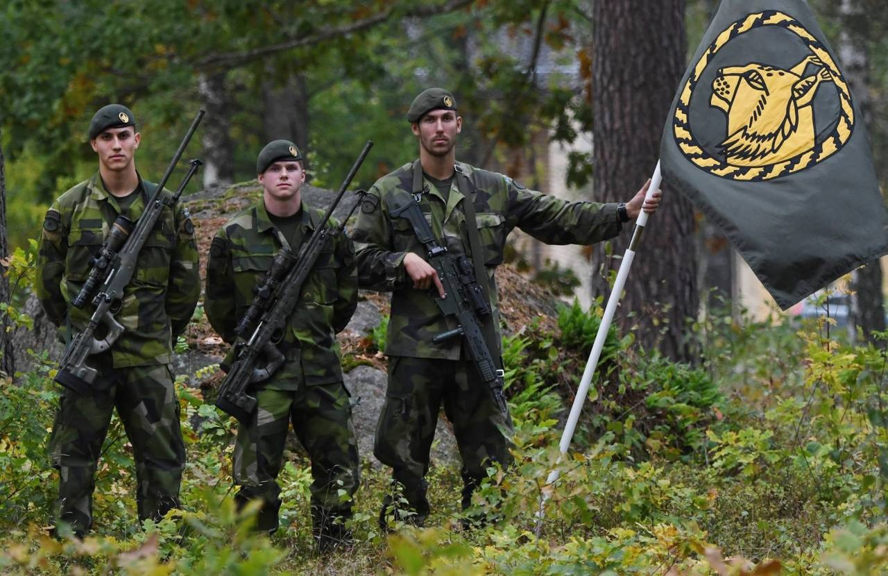 Swedish generals declare readiness for war with Russia