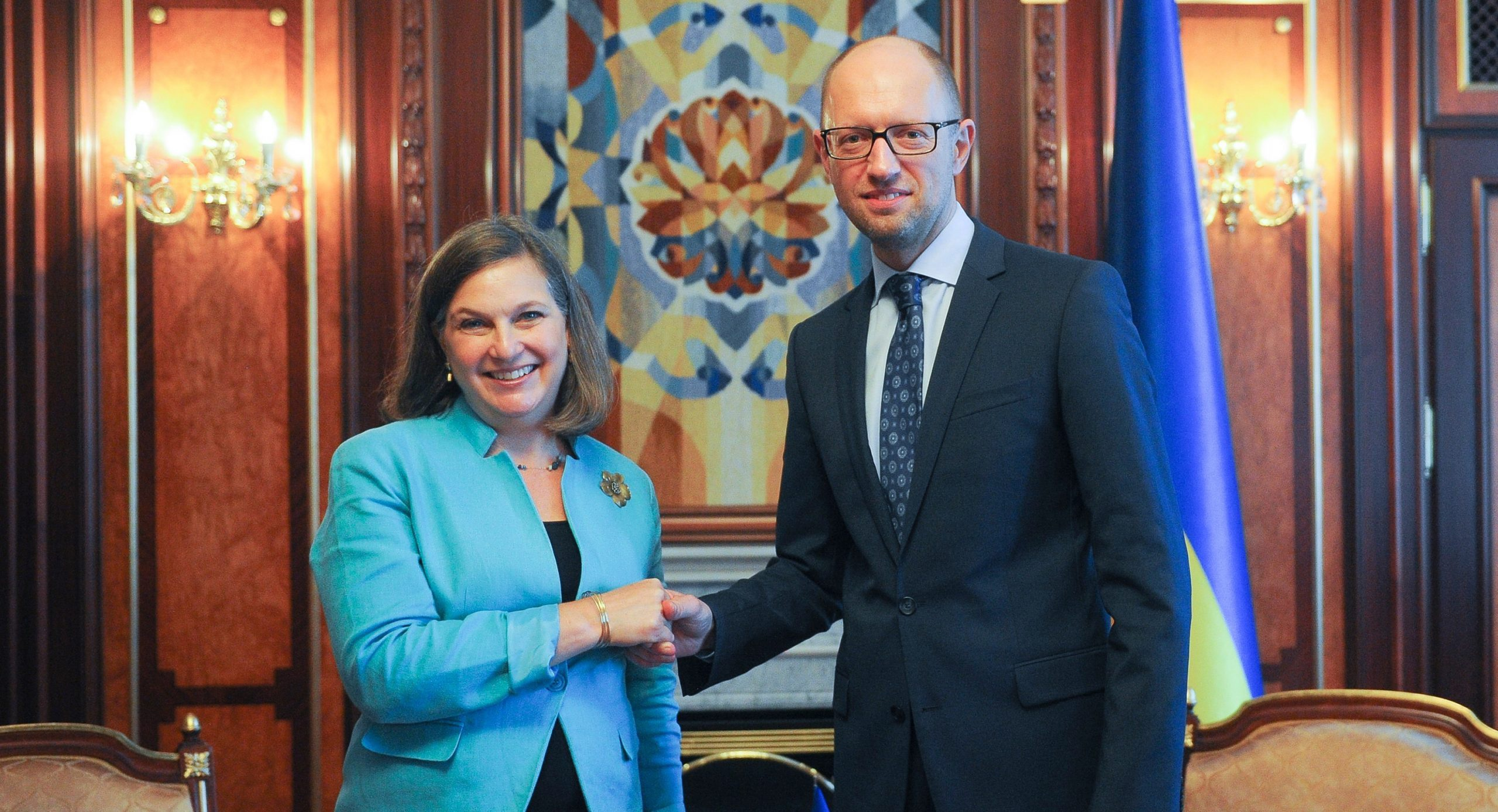 Media: Nuland will hold consultations on change of Cabinet of Ministers in Ukraine