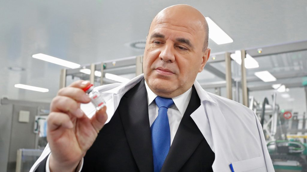 Russian PM calls Sputnik V one of the most demanded vaccines in the world