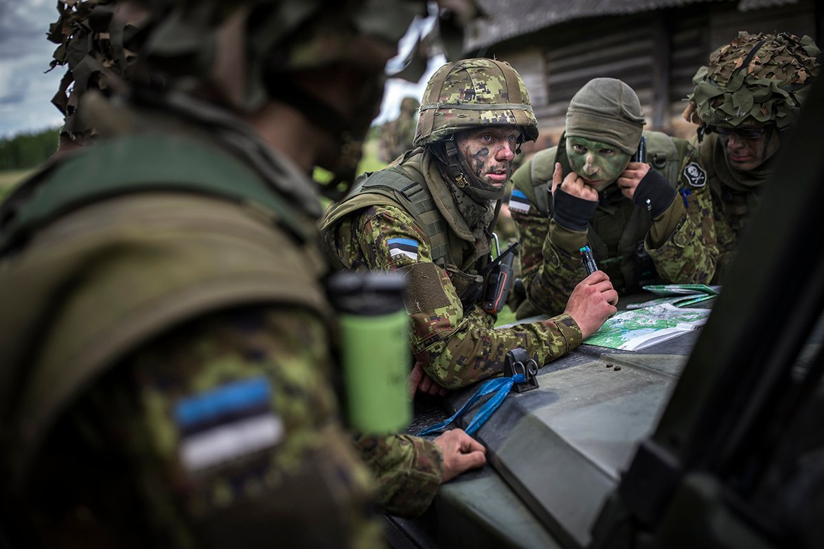 Swift Response, largest military exercise in 25 years, starts in Estonia