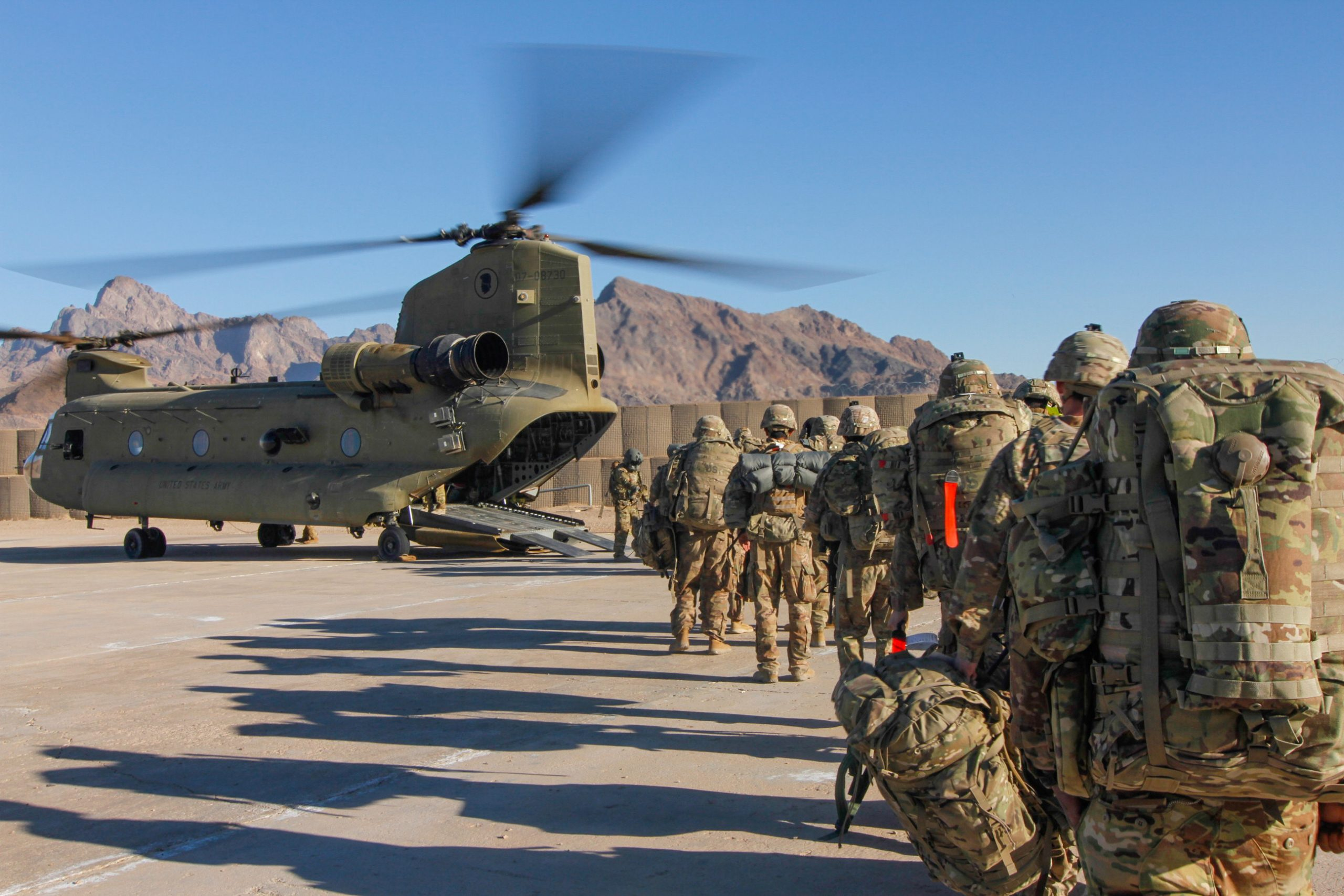 WSJ: US plans to move troops from Afghanistan closer to Russian borders