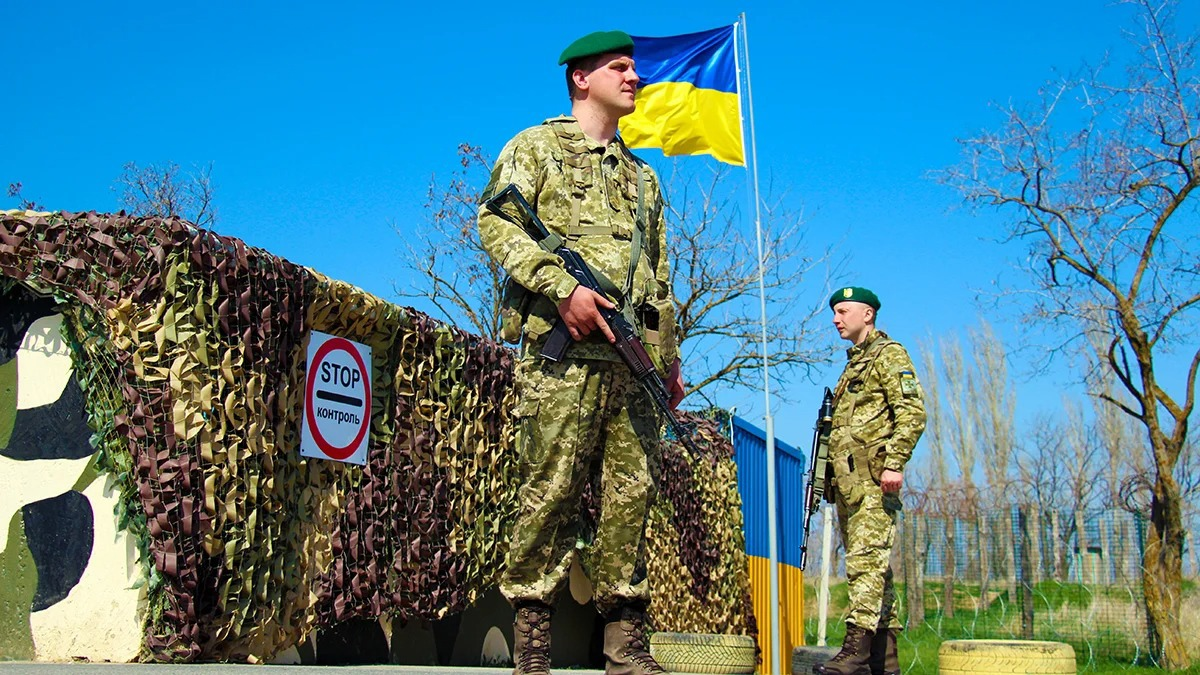 State Border Service of Ukraine told in which case they will use weapons against Russia