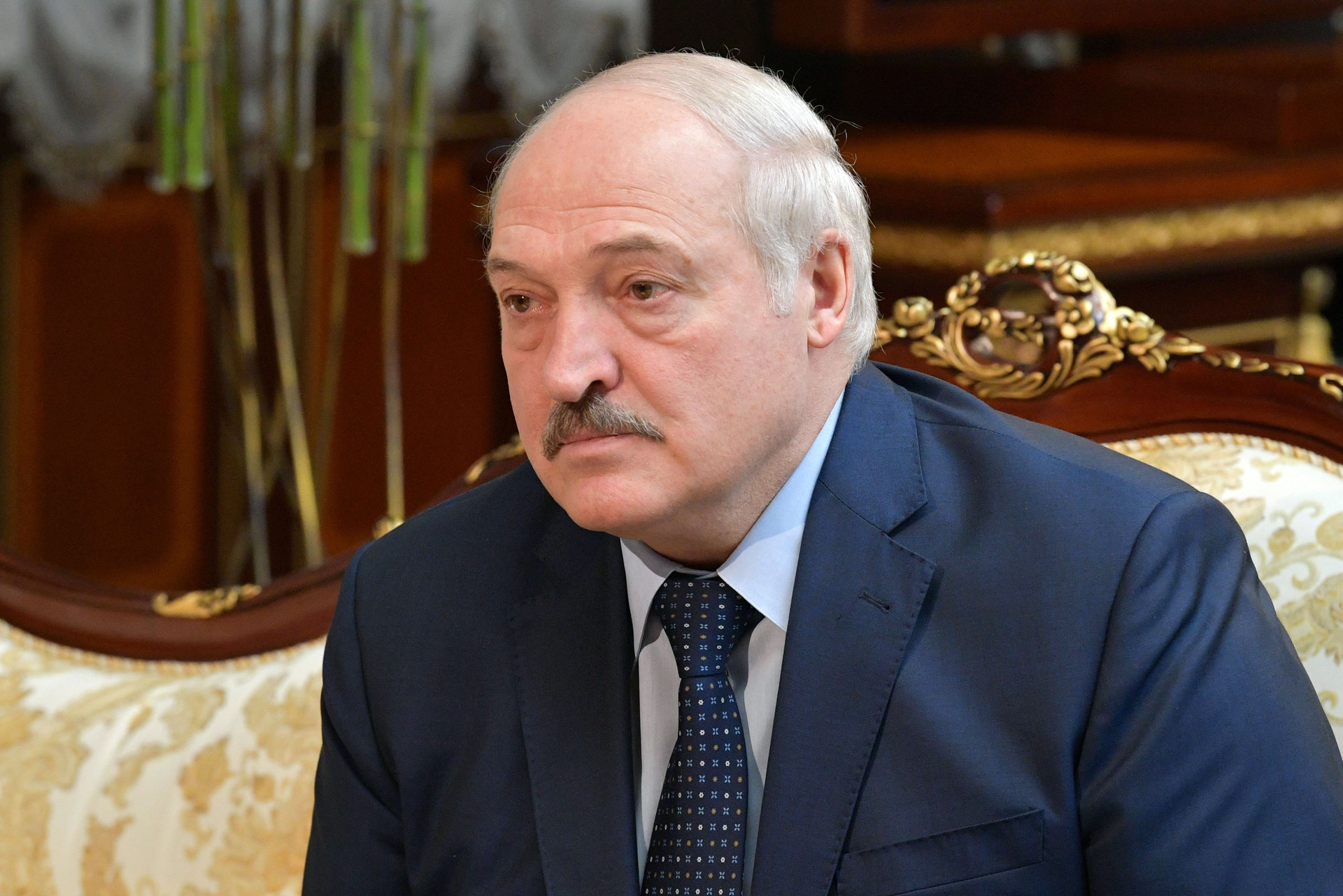Belarusian President says EU and US did not help Belarus in the fight against COVID-19