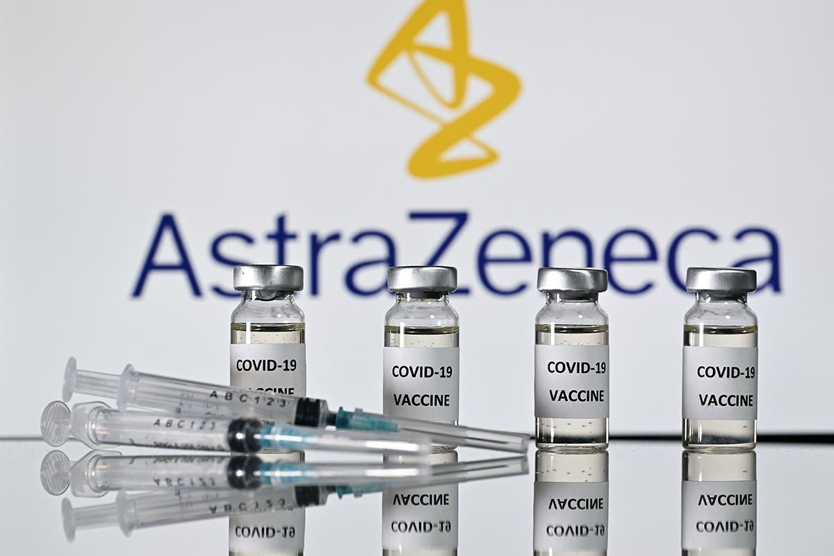 Three cases of stroke reported in Britain after vaccination with AstraZeneca