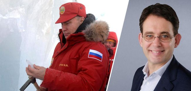 Die Welt's sadness: Russia is always one step ahead, including in the Arctic