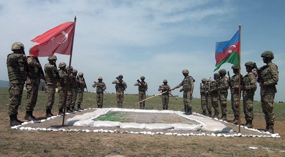 Azerbaijan and Turkey held joint counterterrorism exercises