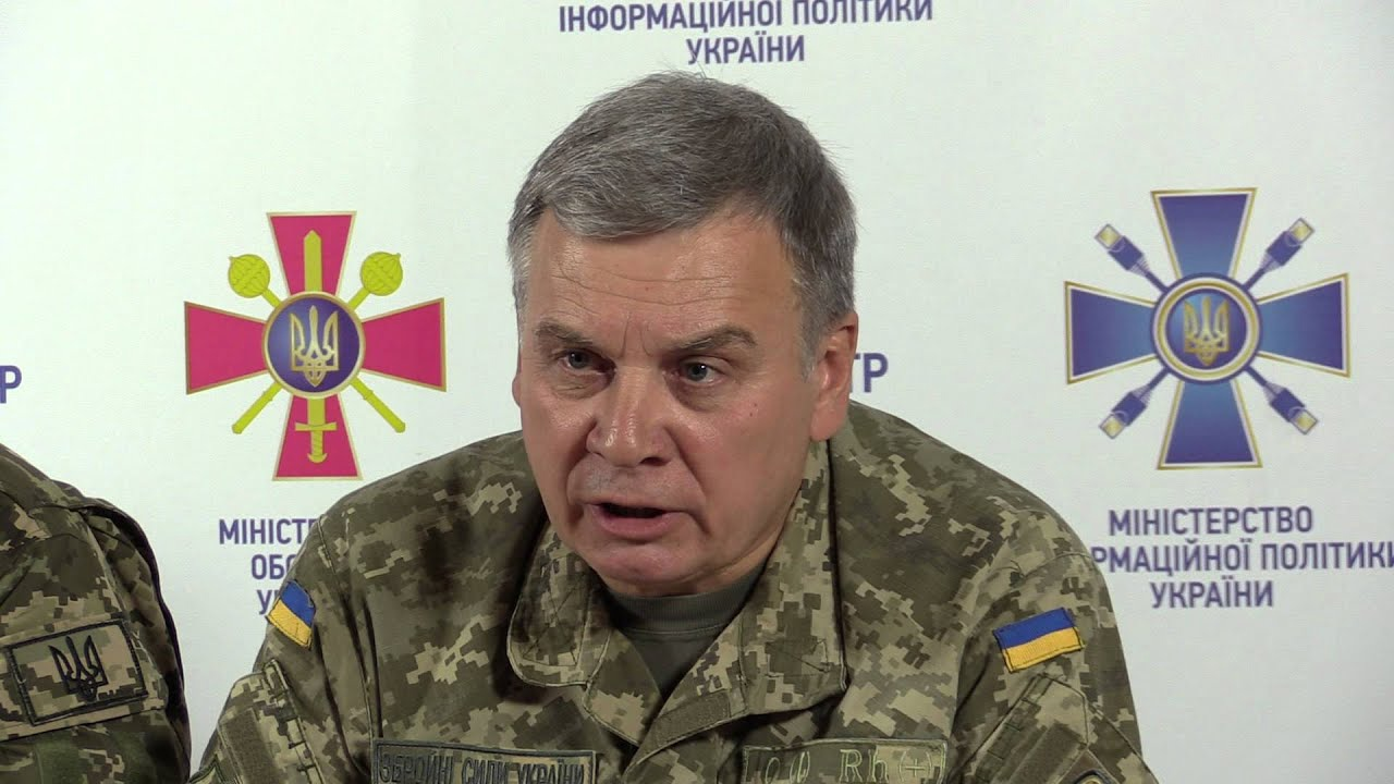 Ukrainian general announces there is plan in the event of military invasion from territory of Belarus