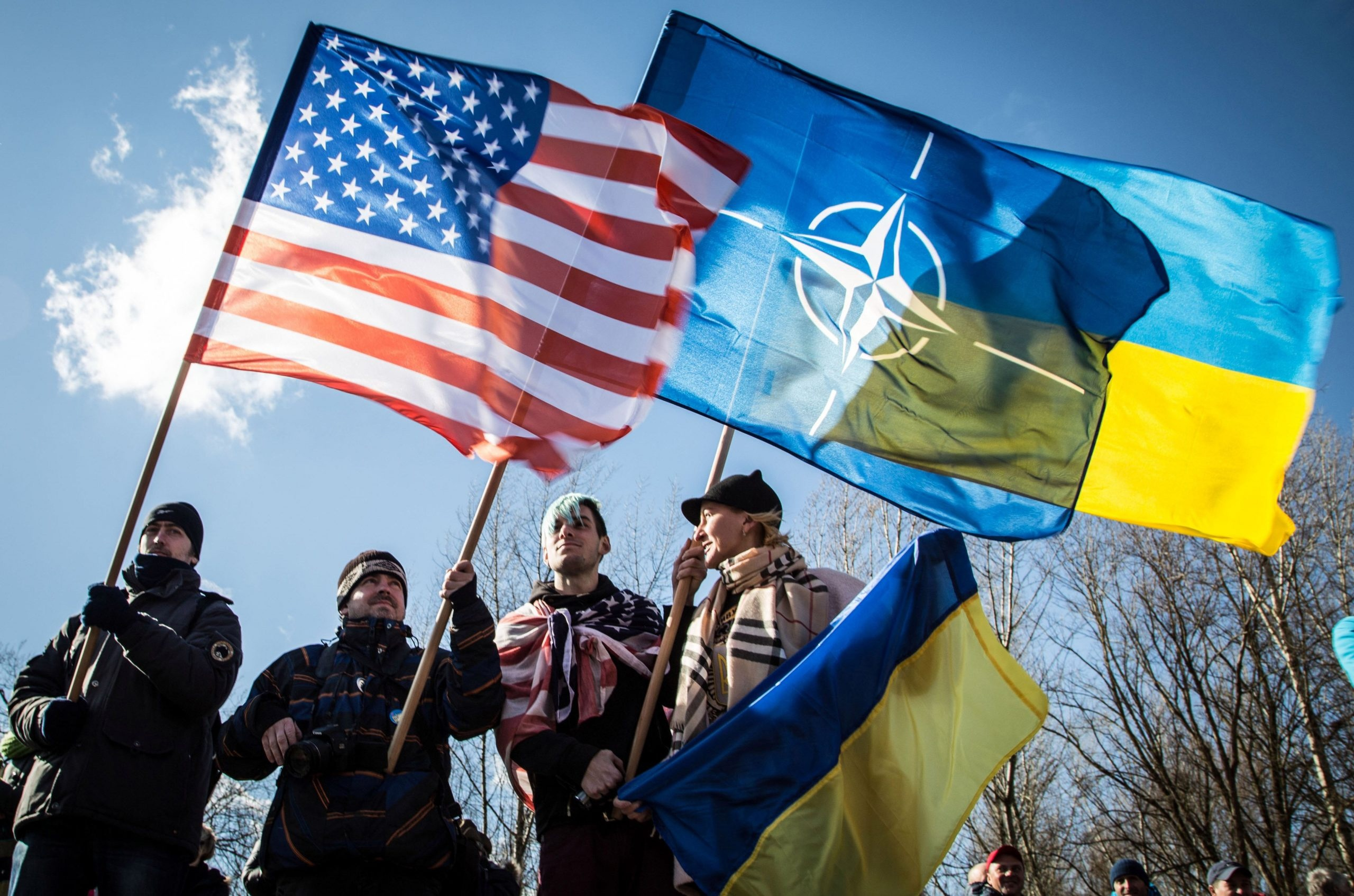 State Department tells why Ukraine is still not in NATO