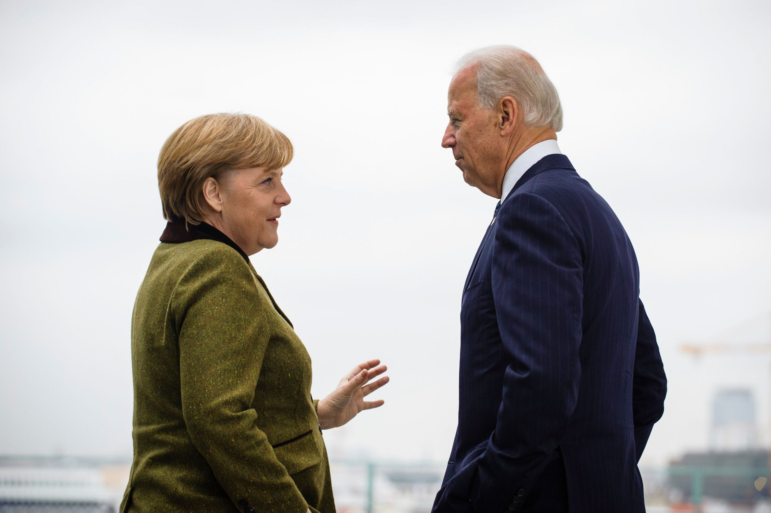 Merkel told how negotiations with U.S. on Nord Stream-2 are going