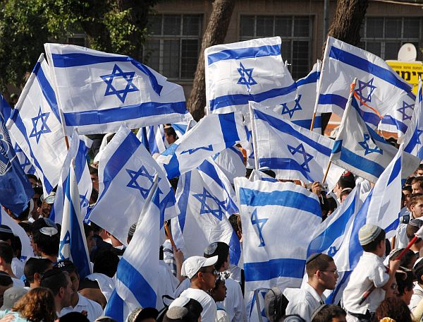 Riots in Israel injure 12 police officers