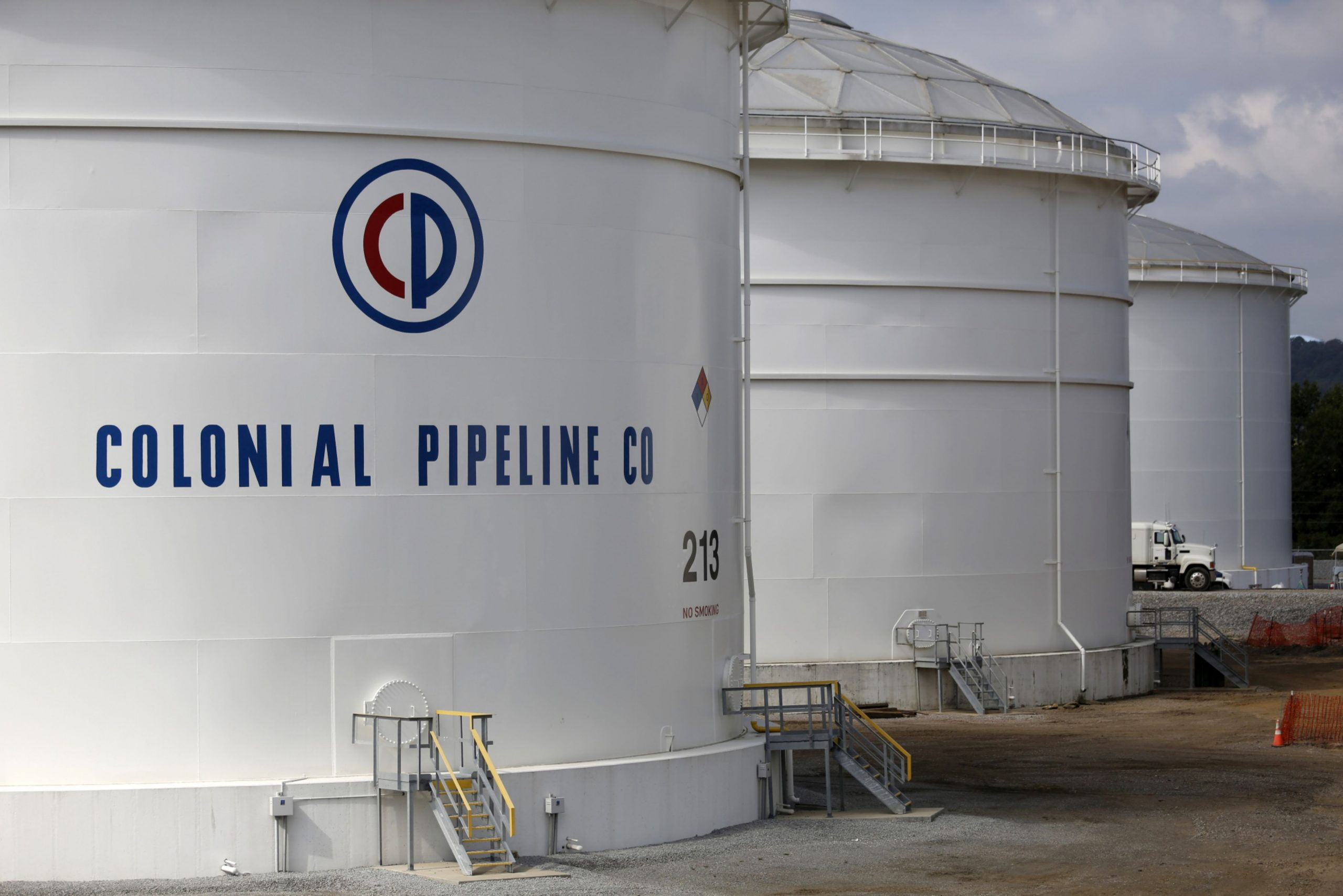 """CNN accuses """"Russian hackers"""" of attacking the American company Colonial Pipeline"""