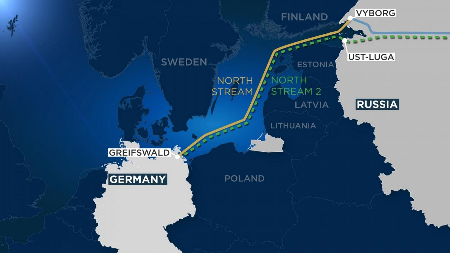 """Germany allowed to continue construction of """"Nord Stream-2"""""""