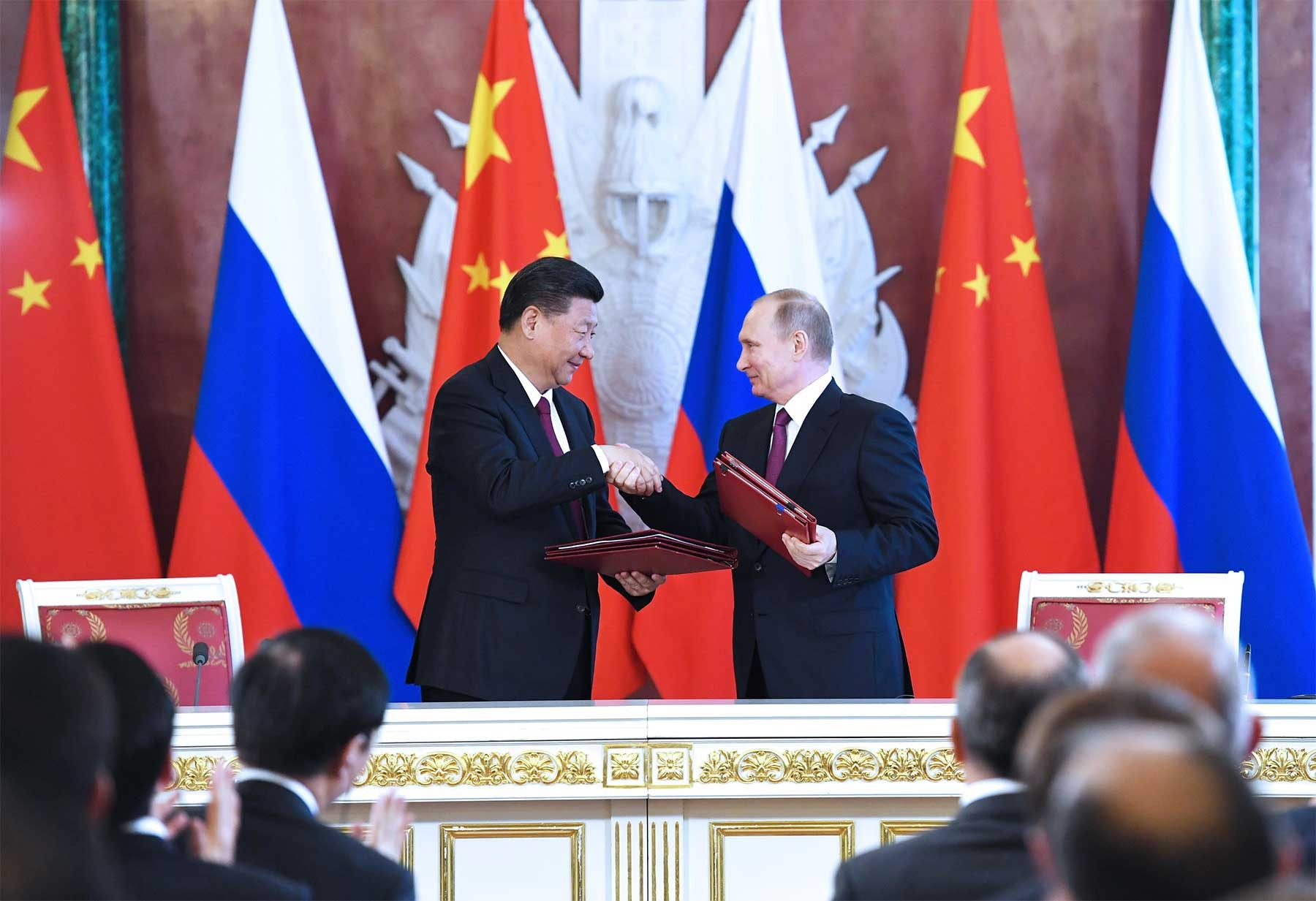 US fails more and more and helps Russia-China rapprochement - Le Devoir