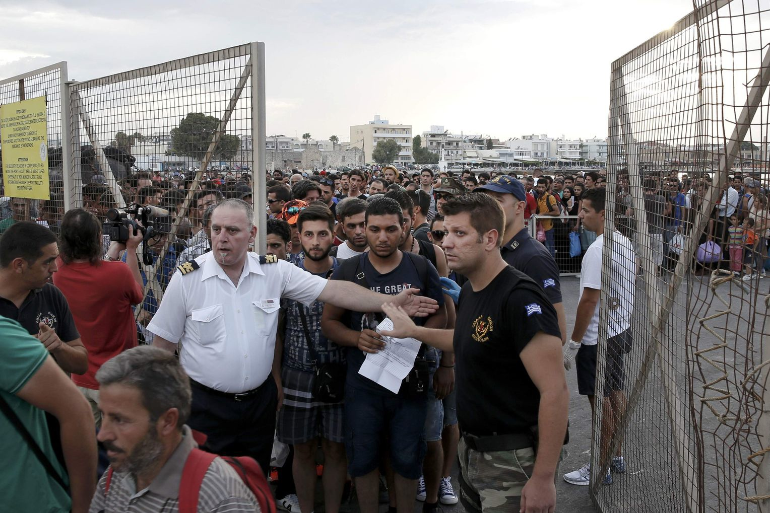 Illegal migrants rushed to Bulgaria: The number of refugees from Greece has increased 12-fold