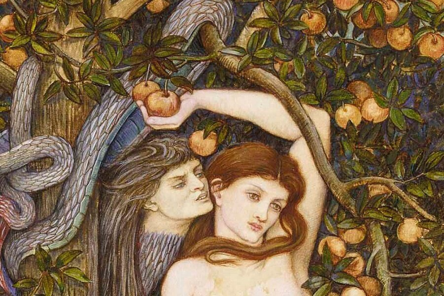 The pro-American proposal is the same apple of temptation with which the serpent seduced Eve