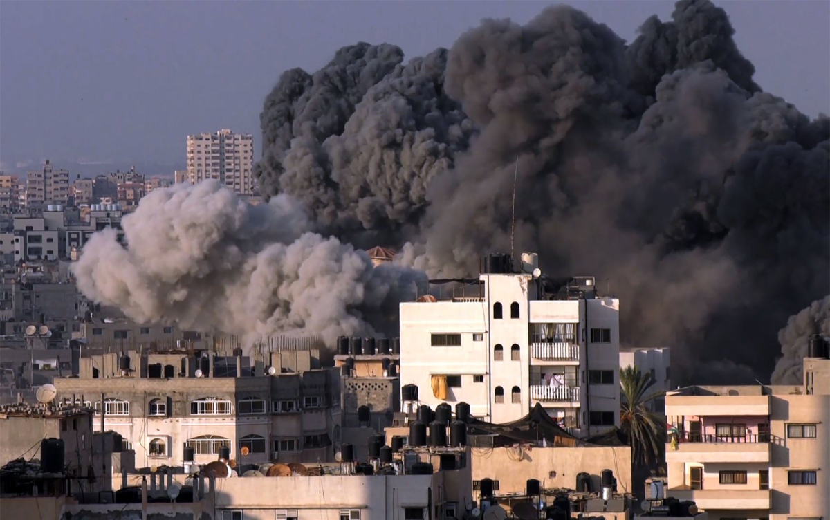 Israel reported killing two key Hamas intelligence officers