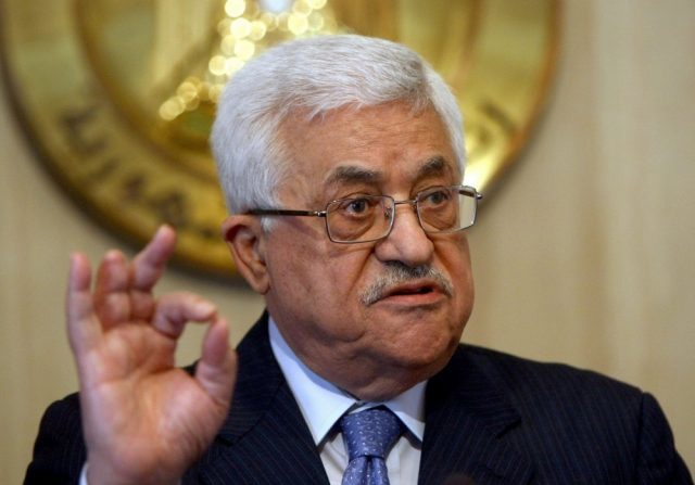 Palestinian president accuses Israel of ethnic cleansing in Jerusalem