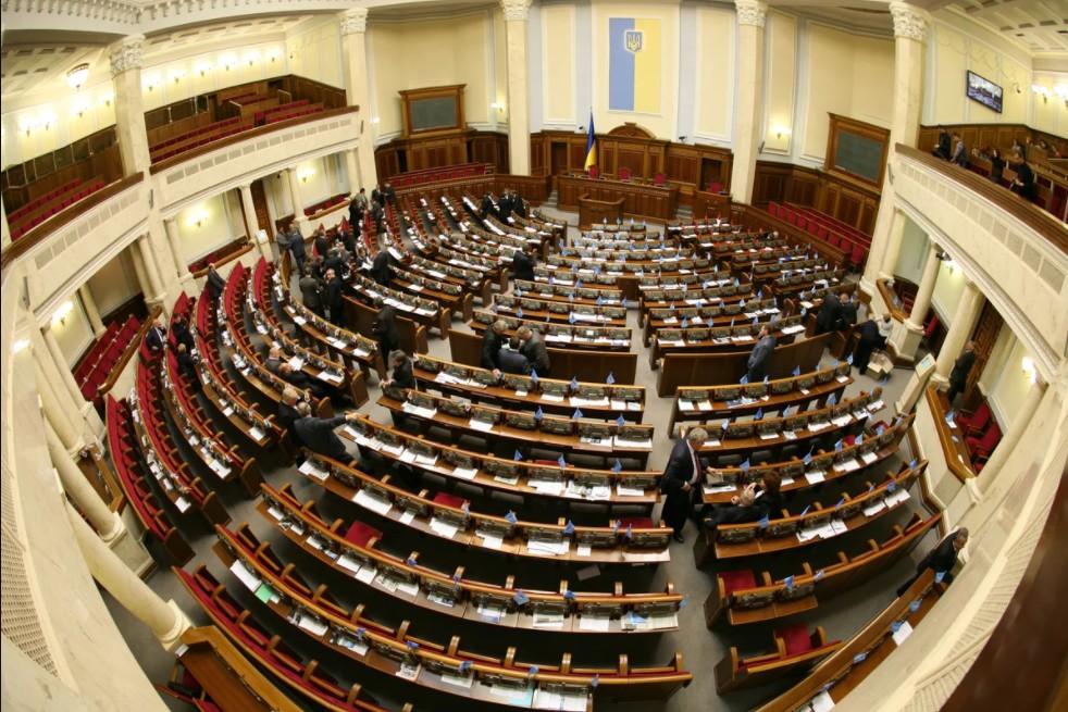 Rada addresses US Congress over sanctions on Nord Stream 2