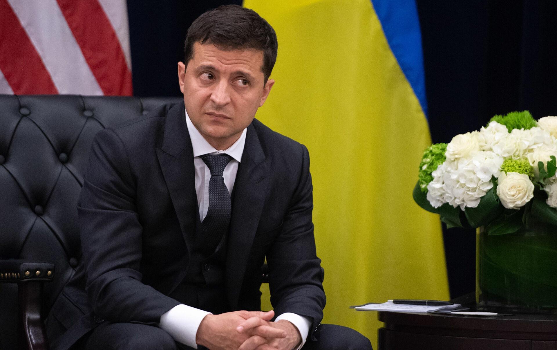 Ukraine's ambassador to the USA says preparations for meeting between Zelensky and Biden
