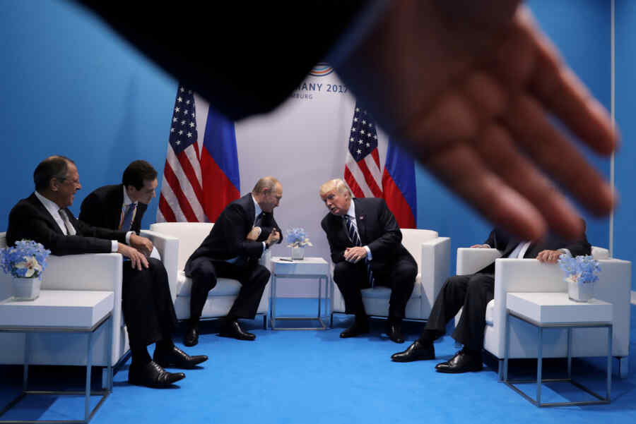 US says it will judge outcome of summit with Russia by its behaviour