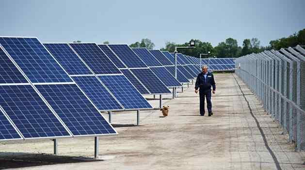 "Ukraine's ""green"" energy collapses shares of Norwegian energy company"