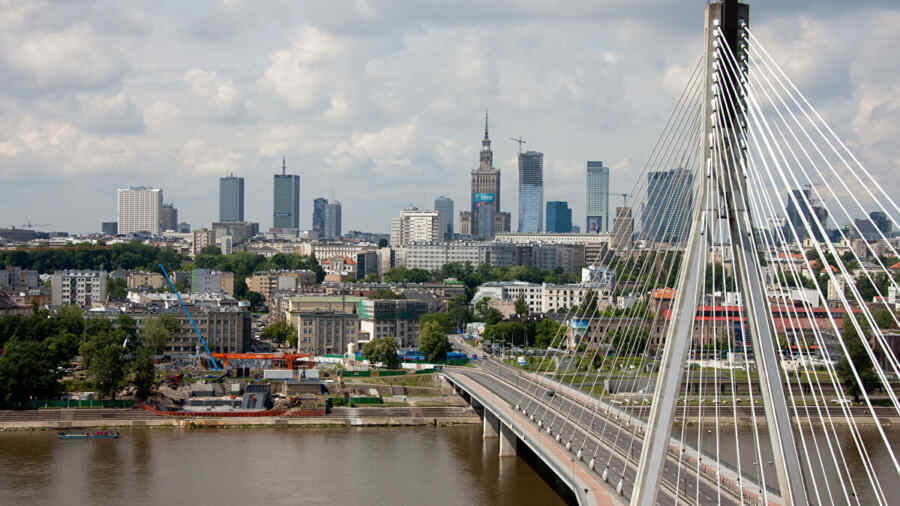 Journalist arrested in Poland on charges of spying for Russia