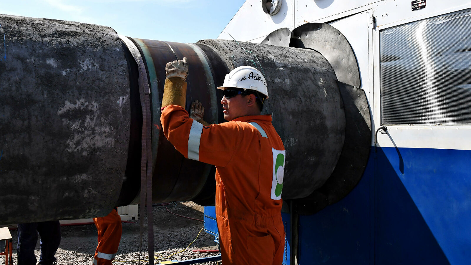 U.S. admits that completion of Nord Stream-2 is a reality