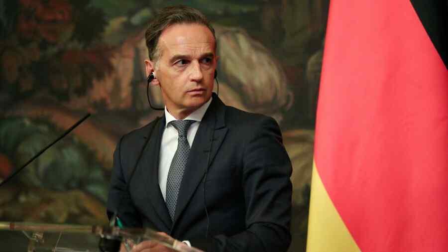 German Foreign Minister calls new sanctions against Belarus inevitable