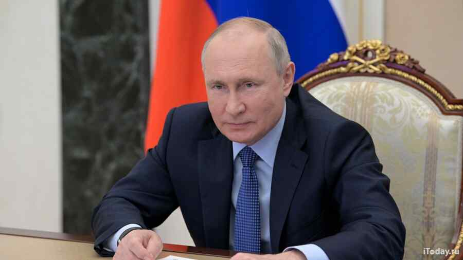 Putin spoke about the role of reconciliation between Russians and Germans for a united Europe