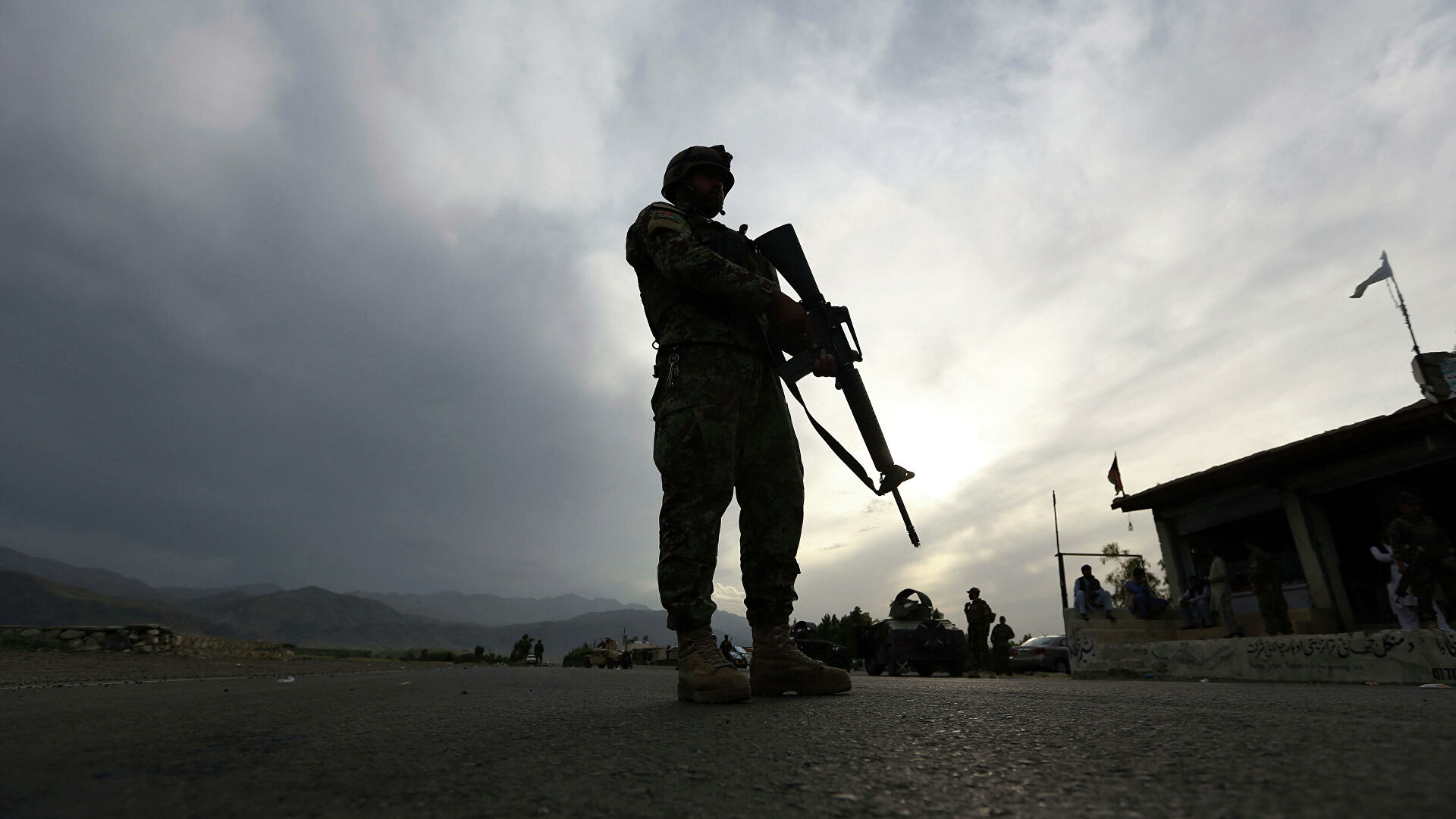 Eight security officials killed in Taliban attack in Afghanistan