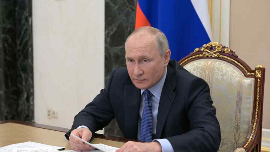 Putin announced the degradation of the European security system