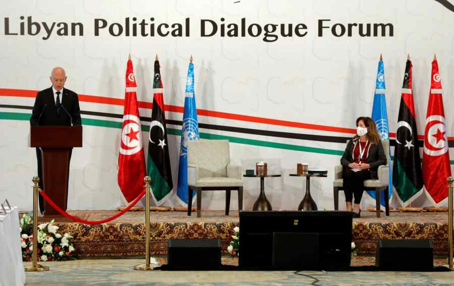 UN mission intends to hold Libya Political Dialogue Forum in late June