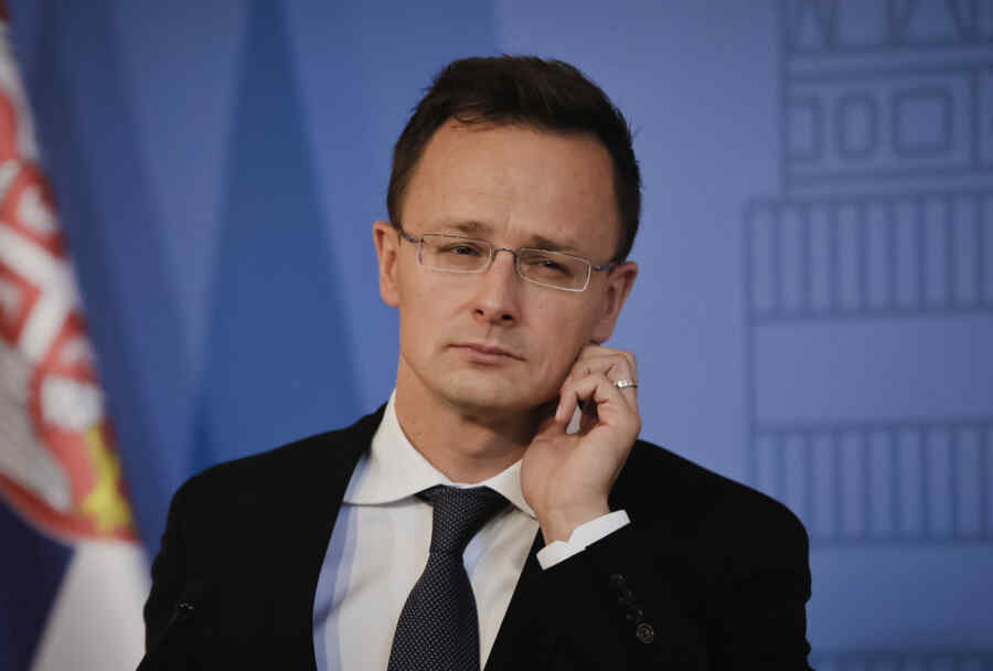 """Hungarian Foreign Minister spoke about the danger of the site """"Peacemaker"""" at the PACE debate"""