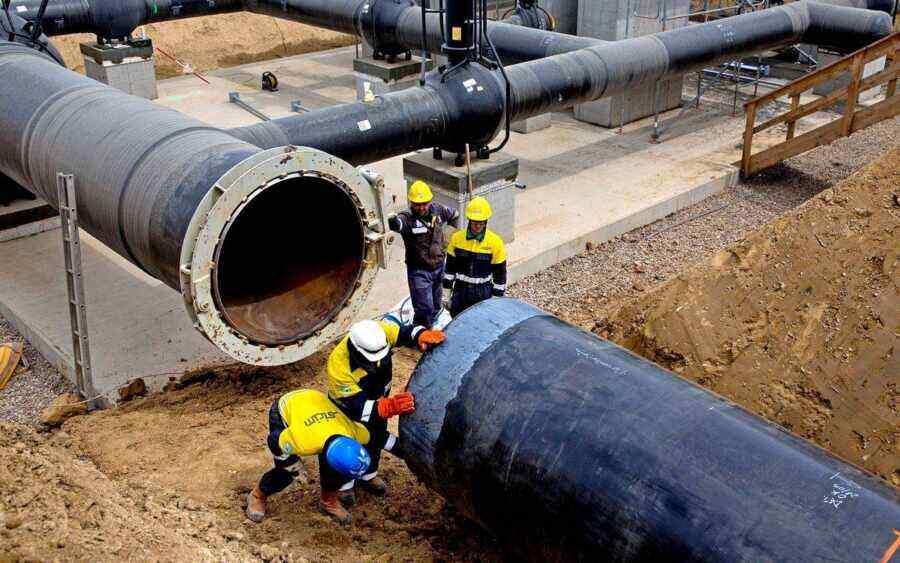 Washington announces new sanctions against Nord Stream 2 pipeline