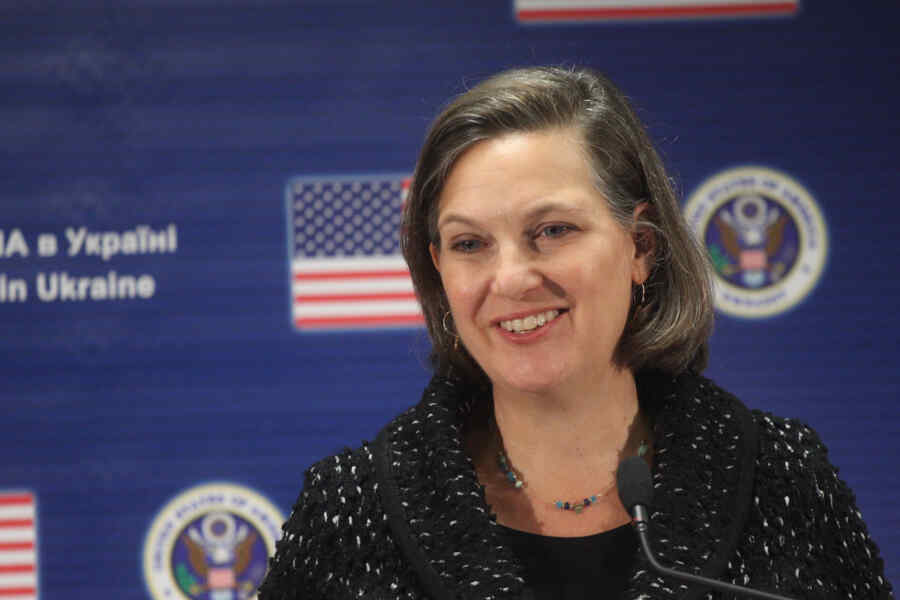 Nuland: the United States is ready to consider restrictions on its military systems