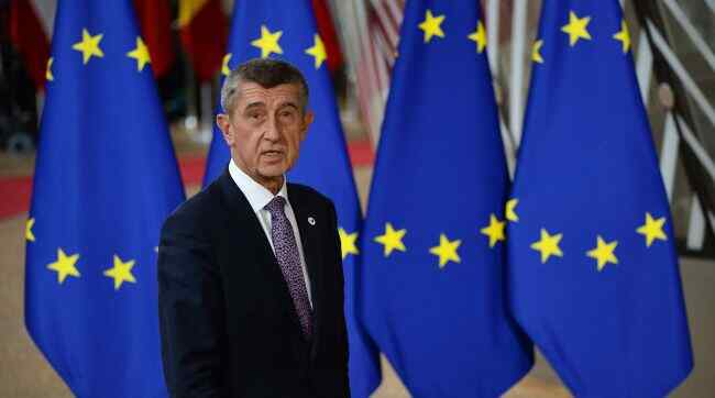 In the Czech Republic, they declared their desire to establish new relations with Russia