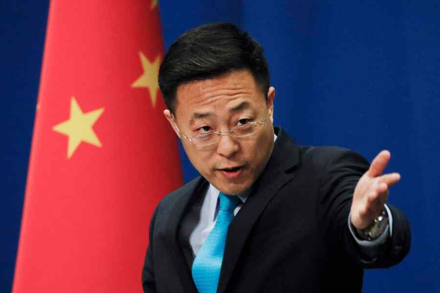 Chinese Foreign Ministry said they do not support interference in the internal affairs of Belarus