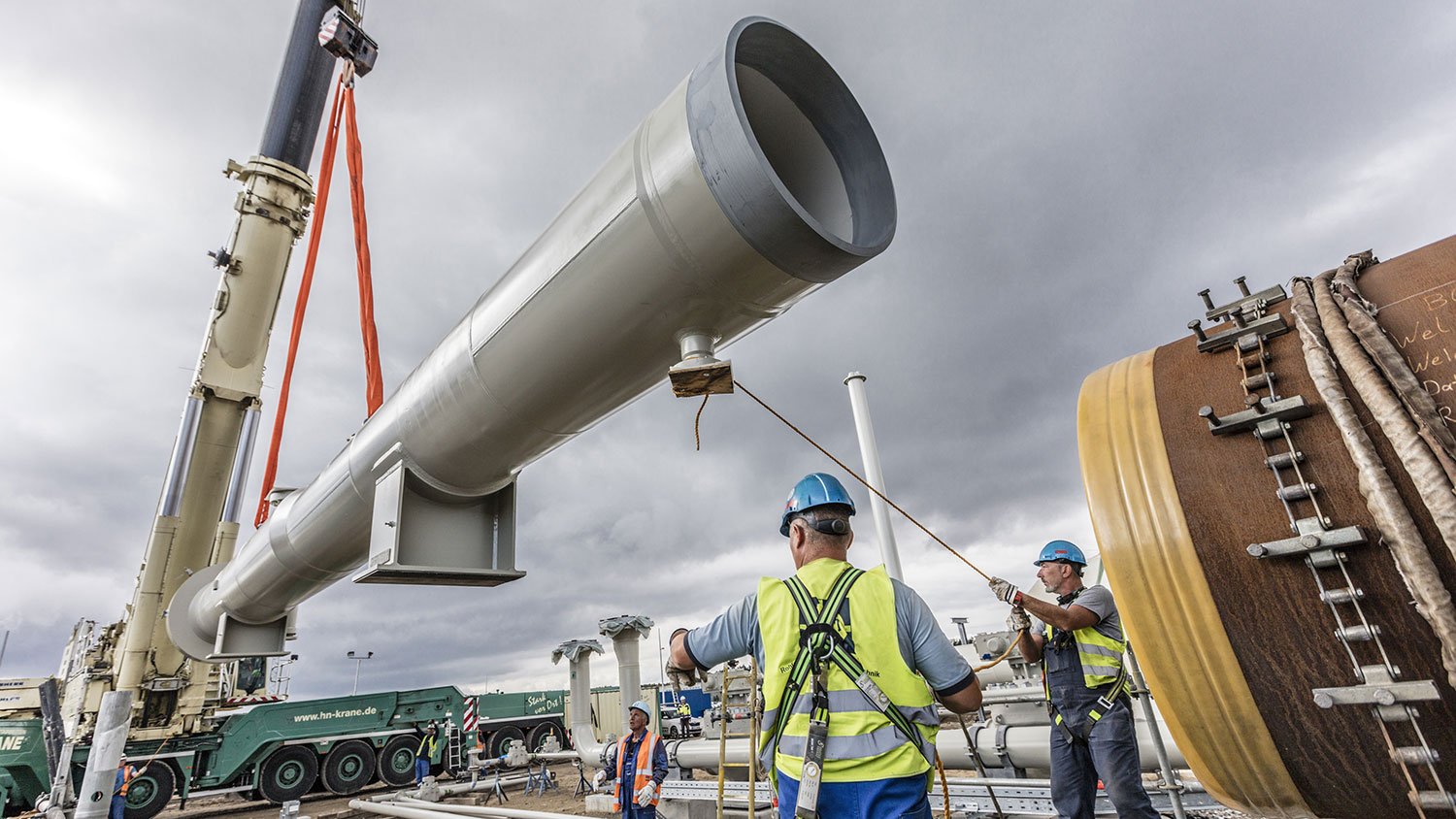 Russian government believes news of Nord Stream 2 reduces nervousness around ruble