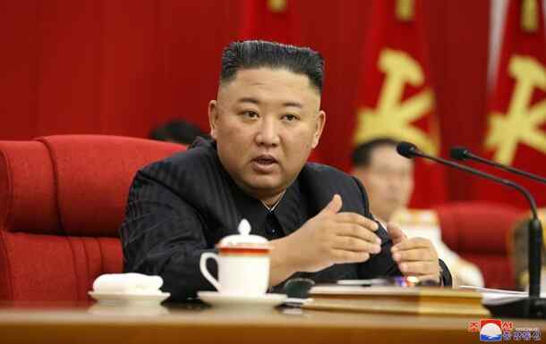 Kim Jong-un: North Korea needs to prepare for confrontation with the United States
